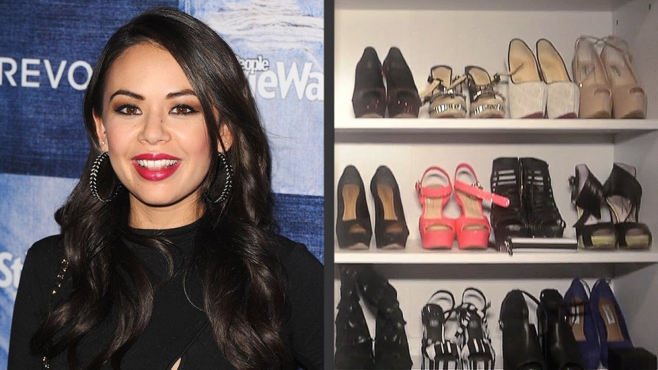 Which Pretty Little Liars Star Converted an Extra Bedroom Into a Dream Closet? – PEOPLE