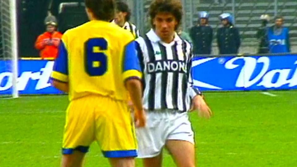 20/03/1994 Juventus-Parma 4-0, la prima tripletta di Del Piero – Del Piero's first hat-trick