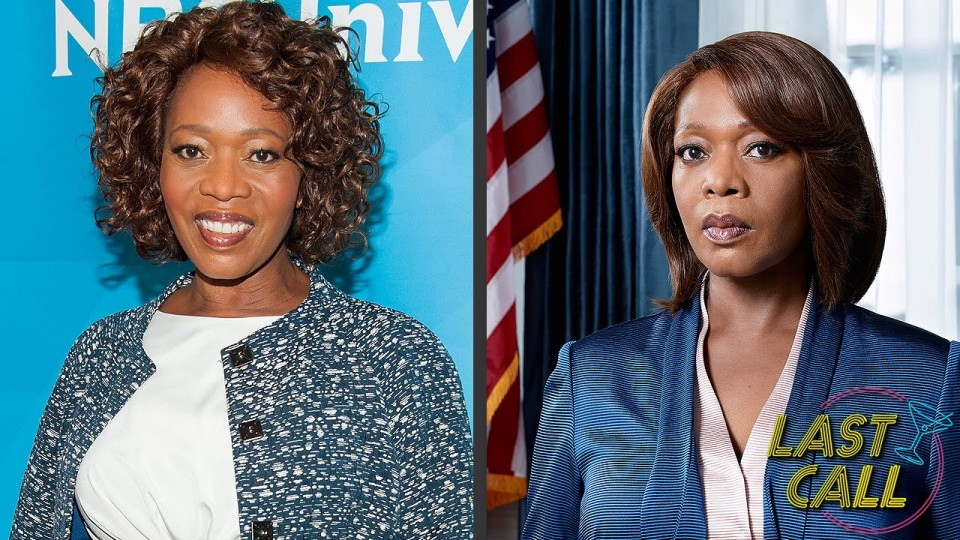 Alfre Woodard Talks Playing the President in State of Affairs | PEOPLE