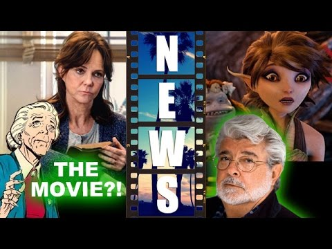 Aunt May Movie for Sony's Spider-Man?! Lucasfilm's Strange Magic 2015 – Beyond The Trailer
