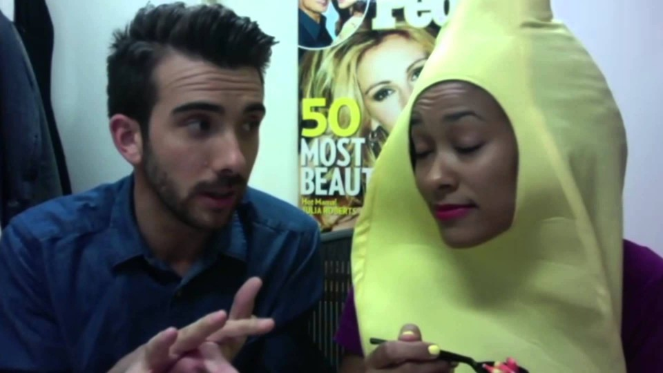 Behind The Stream: Watch Out Nicole Richie – You've Got Some Rap Competition! | PEOPLE
