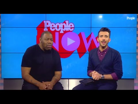 Biz Markie beatboxes His Hit Song 'Just A Friend' | PEOPLE Now