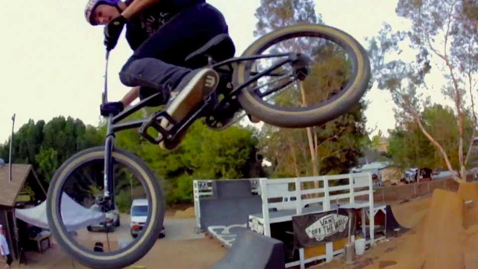 BMX Sessions at the Stay Strong Compound – Red Bull Makin' It – EP 2