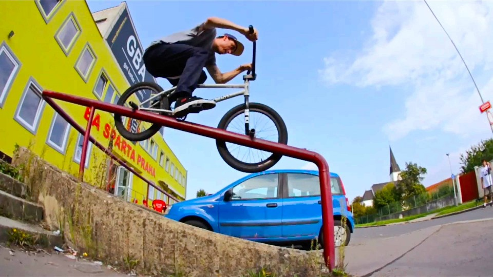 BMX Sessions in Prague with a 3 Day Metro Pass