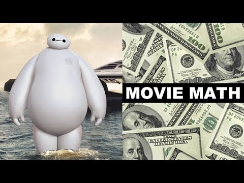 Box Office for Interstellar, Big Hero 6, Dumb and Dumber 2