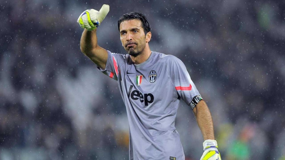 Buffon e la Juventus, insieme #FinoAllaFine – Buffon and Juventus, together #FinoAllaFine