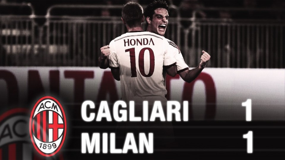 Cagliari-Milan 1-1 Highlights | AC Milan Official