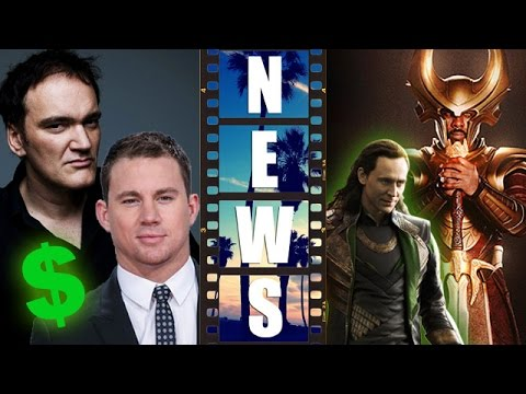 Channing Tatum for Hateful Eight, Avengers 2 with Idris Elba & Tom Hiddleston?! – Beyond The Trailer