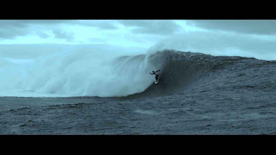 Charging Big Waves in Ireland: Michel Bourez's Irish Escapade