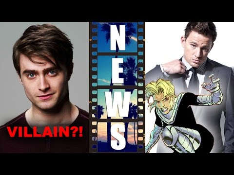 Daniel Radcliffe in Now You See Me 2, Gambit movie vs Bella Donna?! – Beyond The Trailer
