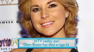 Diem Brown Dies at 32 | PEOPLE Now