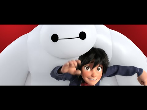 Disney's Big Hero 6 is Now Playing in 3D!