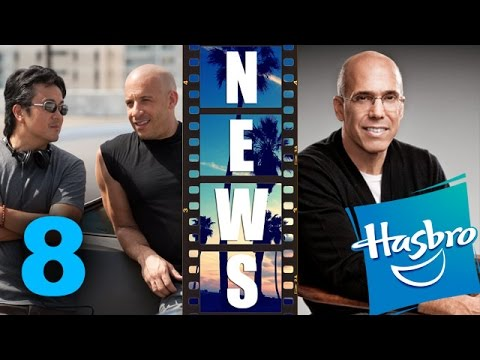 Fast and Furious 8, Dreamworks Animation and Hasbro merger?! – Beyond The Trailer