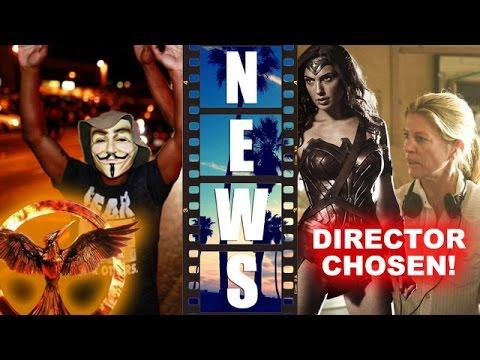 Ferguson evokes Mockingjay Part 1, Michelle MacLaren for Wonder Woman 2017 – Beyond The Trailer
