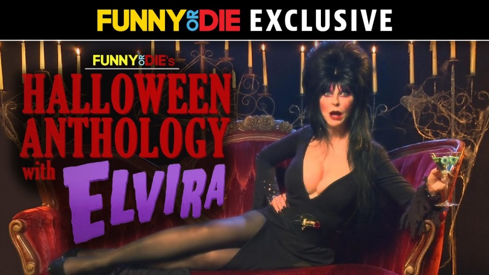 Funny Or Die's 2014 Halloween Anthology with Elvira