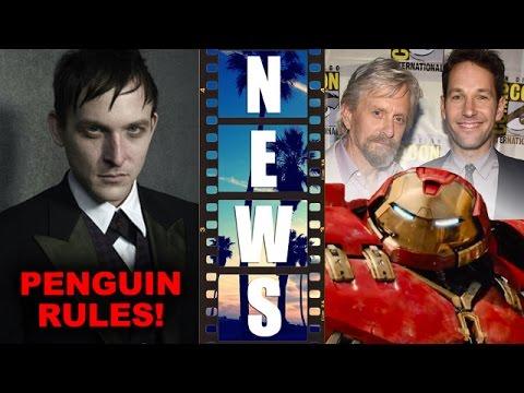 "Gotham Episode 7 Review ""Penguin's Umbrella"", Avengers 2 vs Ant-Man 2015 – Beyond The Trailer"