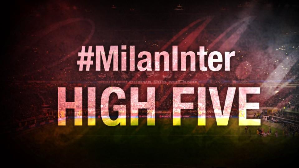 High Five #MilanInter | AC Milan Official