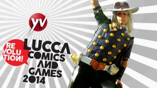 I migliori cosplay [music video] @ Lucca Comics & Games 2014 | Yamato Animation