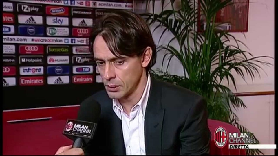 "Inzaghi: ""Daremo l'anima nel derby"" 