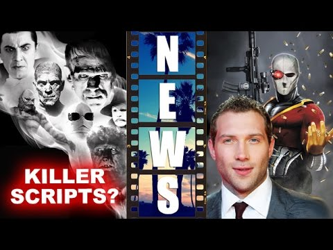 Jai Courtney as Deadshot in Suicide Squad? Universal Monsters Reboot Update – Beyond The Trailer