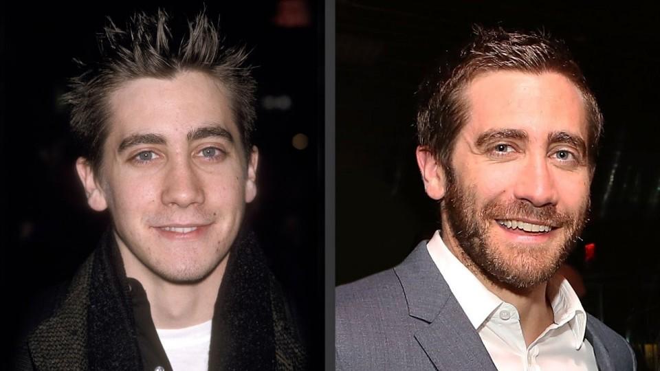 Jake Gyllenhaal's Changing Looks | PEOPLE