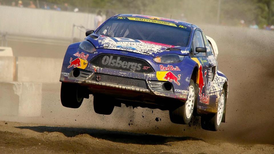 Joni Wiman Controls His Rallycross Destiny – Red Bull Global Rallycross 2014