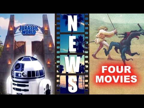 Jurassic World vs Star Wars The Force Awakens! Stephen King's The Stand Movies – Beyond The Trailer