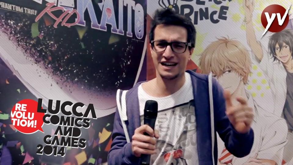 Lucca Comics & Games 2014 – Benvenuti a Lucca!