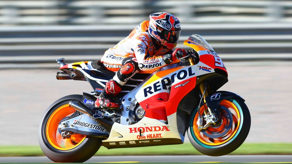Marc Márquez – Double MotoGP World Champion