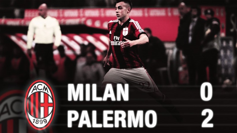 Milan-Palermo 0-2 Highlights | AC Milan Official
