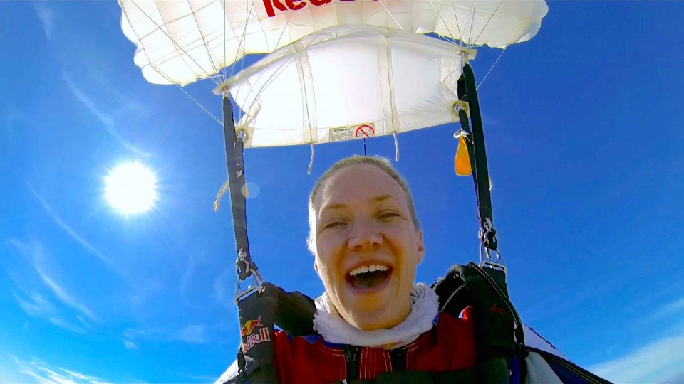 Miles Above – The Red Bull Air Force's Feminine Side – Ep 7