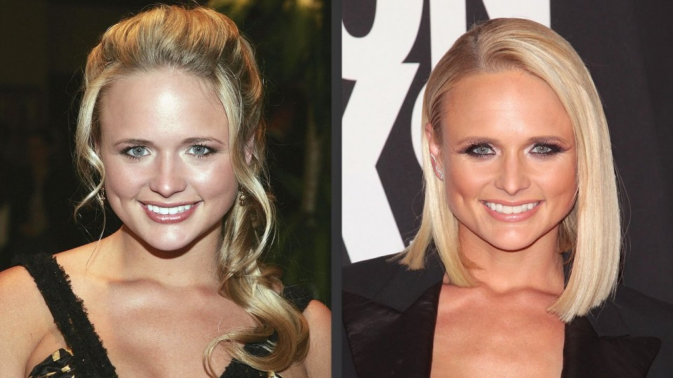Miranda Lambert's Evolution of Looks | Time Machine | PEOPLE