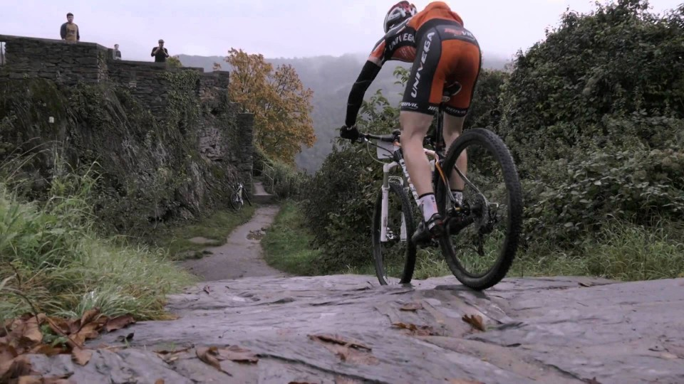 MTB Race Through the Ancient Rhine Valley