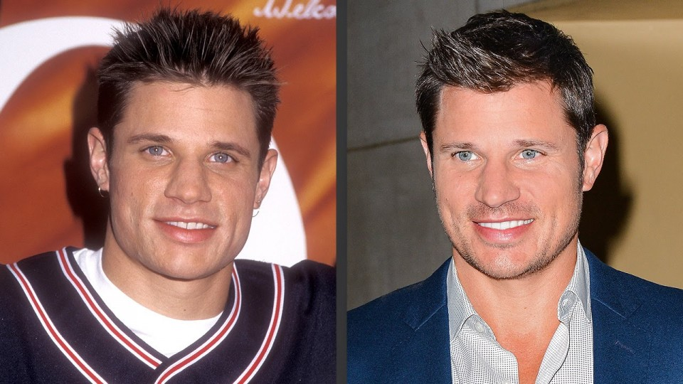 Nick Lachey's Evolution of Looks | Time Machine | PEOPLE