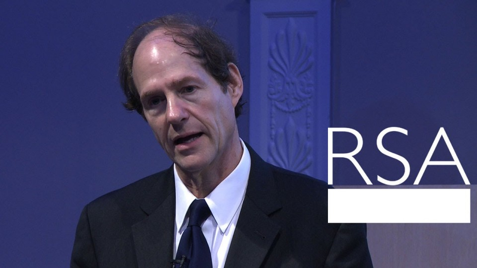 RSA Spotlight: Cass Sunstein on Why Nudge?