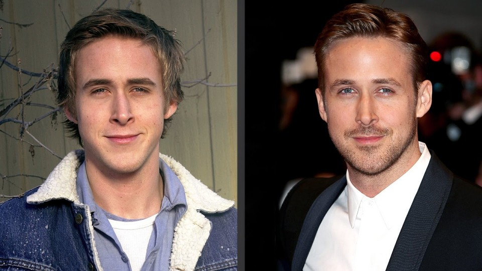 Ryan Gosling's Evolution of Looks | Time Machine | PEOPLE