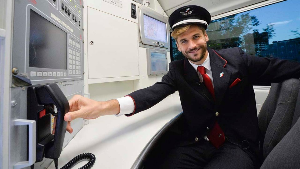 Sali sul Frecciarossa… e incontri la Juve – Hop on board the Frecciarossa…and meet Juventus stars