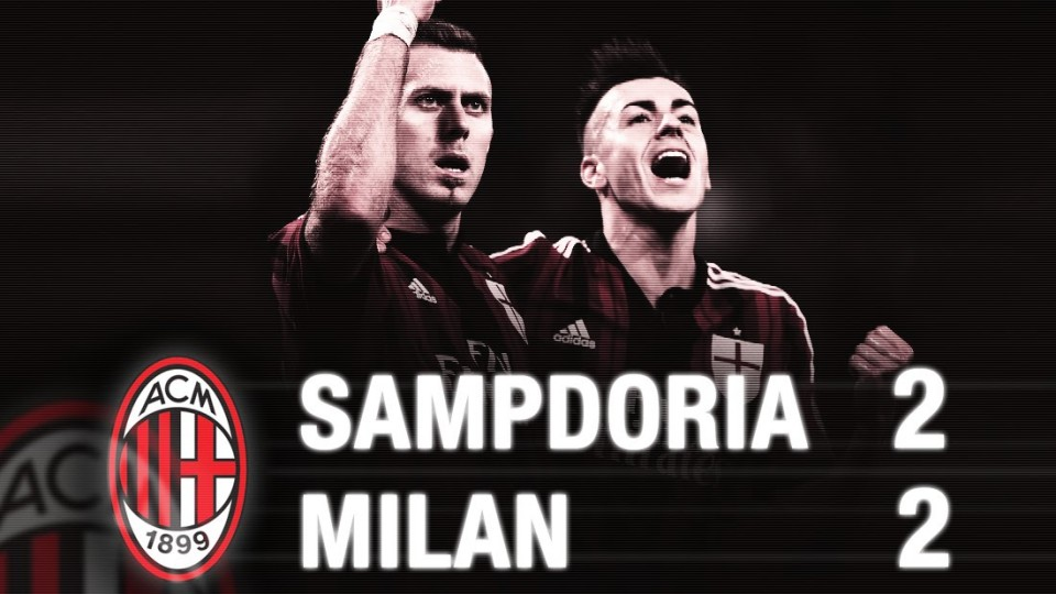 Sampdoria-Milan 2-2 Highlights | AC Milan Official
