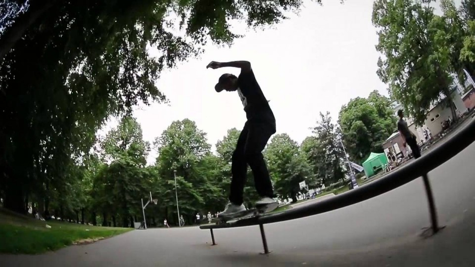 Skating Perfect Ledges on the LRG Pandanavia Tour – Part 2