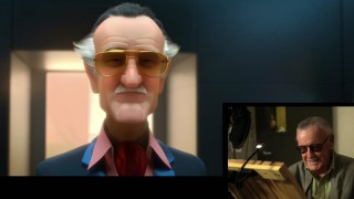 Stan Lee Cameo Featurette – Big Hero 6