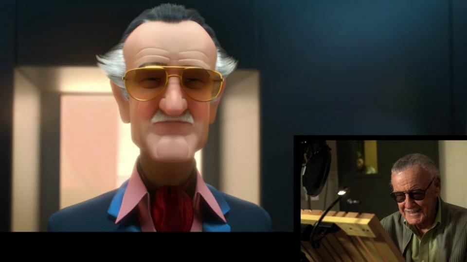 Stan Lee Cameo Featurette – Big Hero 6