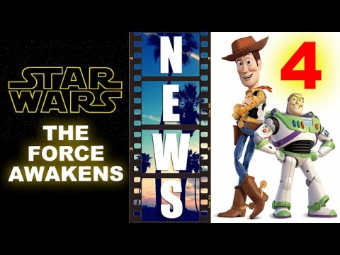 Star Wars The Force Awakens, Toy Story 4 in 2017 – Beyond The Trailer