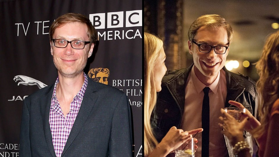 Stephen Merchant Shares His (Hilarious) Pick-up Tips and Tricks | Chatter | PEOPLE