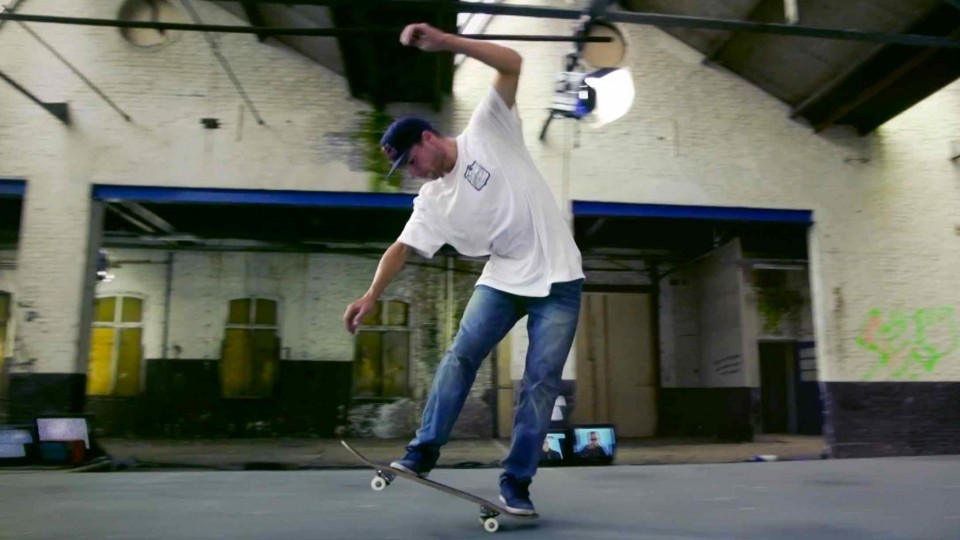 Stomping a Technical Skate Combo – Sewa's Sequence