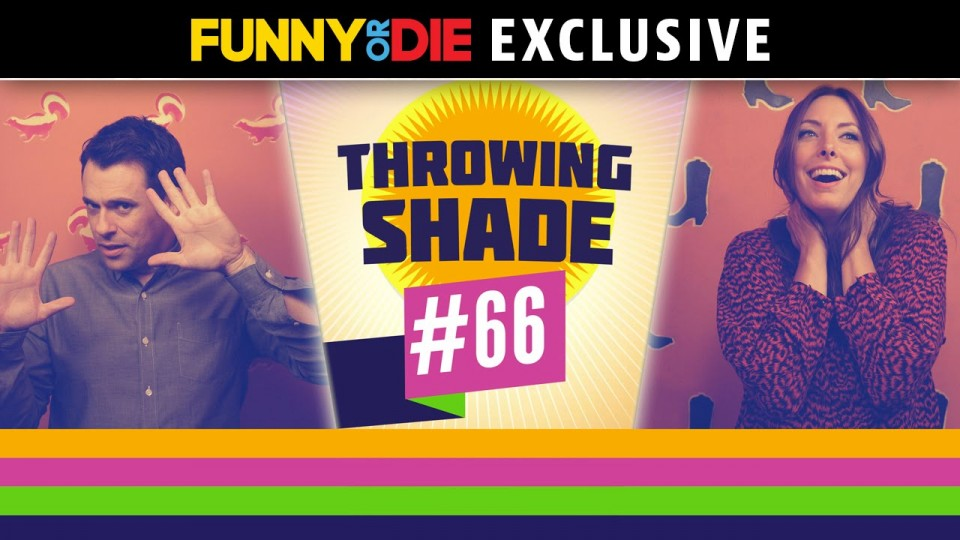 Throwing Shade #66: Gay Starbucks & Anti-Rape Face