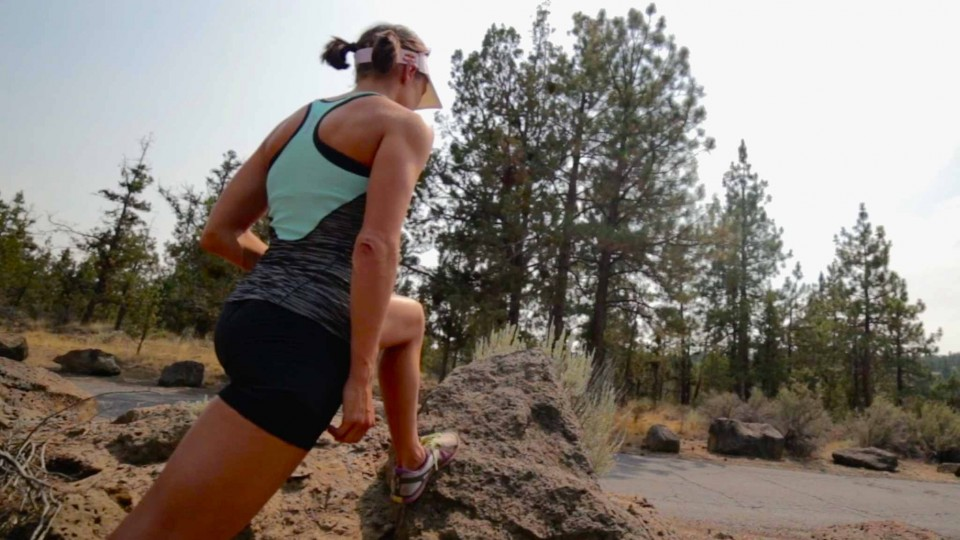 Train Like a Triathlete with Angela Naeth – The Red Bulletin Presents 2014