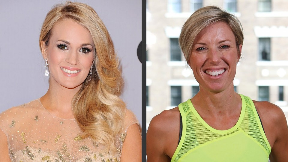 Try Carrie Underwood's Three Go-to Workout Moves | Great Ideas | PEOPLE