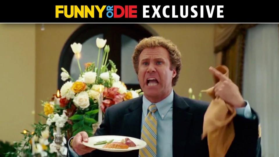 Will Ferrell Screaming