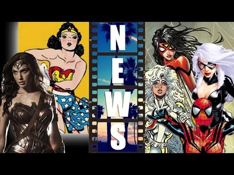 Wonder Woman 2017 in the 1920s?! Glass Ceiling Spider-Man Movie?! – Beyond The Trailer