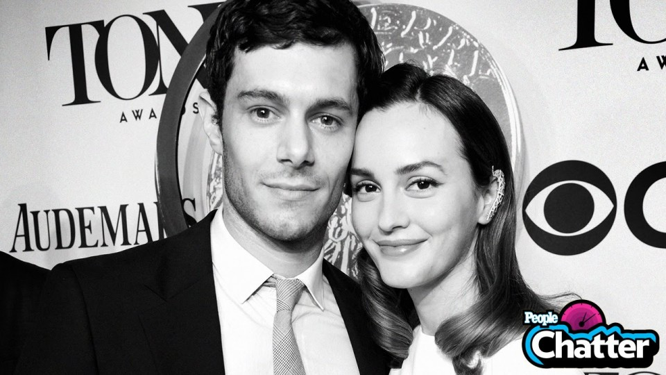 Adam Brody Reveals The Best Thing About Wife Leighton Meister | Chatter | PEOPLE